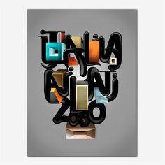 Tumblr #wired #poster #typography