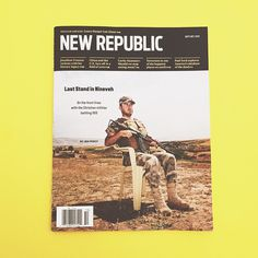 The New Republic #Instagram