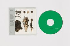 Mark Gowing Design | Packaging | Grand Salvo: Soil Creatures #packaging #record