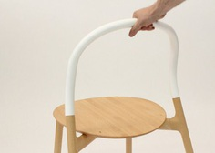 "look-at-stuff: ""Joe Doucet I Sling Chair """