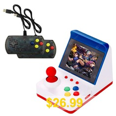Portable #Retro #Mini #Arcade #Station #Handheld #Game #Console #Built-in #360 #Video #Games #Classic #FC #Game