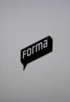 forma on Branding Served #logo #identity