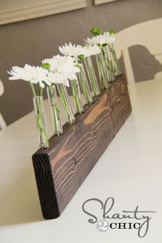 Test Tube Vase DIY #test tube