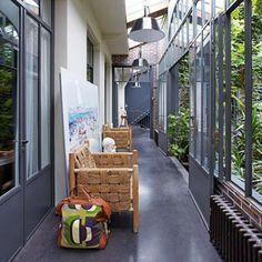 Benoit Jamin and Isabelle Puech Parisian Loft 2 #design #interiors #home