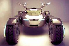 Citroen Taranis | Fubiz™ #concept #car #citroen