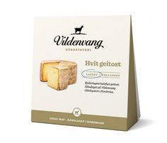 Vildenvang Gårdsysteri | Lovely Package #packaging #cheese