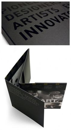 35 Creative Presentation Folder Designs for Identity Branding | You the Designer #cover #design #presentation