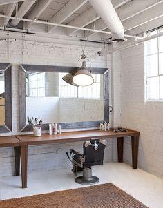 "CJWHO â""¢ (Loft Studio, Atlanta of Rob Brinson & Jill Sharp...) #loft #design #interiors #atlanta #penthouse #architecture #studio"