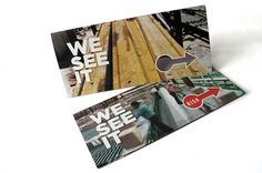 Hausmann Johnson - Rebecca LaRue: Let's Make it Better #print #mailer #stickers