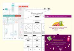 MOMA Website design