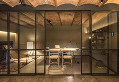 Place to Share and Create - Office of Barcelona-based Meritxell Ribé