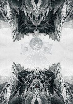 PSYCHONAUT Leif Podhajský #design #poster #photography