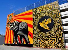 15 Massive Street Art Murals Around the World   My Modern Metropolis