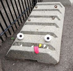Toon Bombing 2 #eyes #toon #art #street