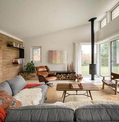 Maine Rural Modern, GO Logic Architecture 3