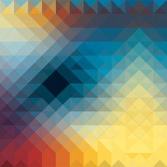 Andy Gilmore – Graphic Design inspiration on MONOmoda #illustration #geometry