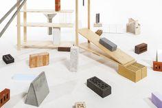 iamawalkingcontradiction: Emiel Remmelts - Stacked Objects #industrial