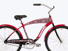 Benotto Bicycle America #surface #design