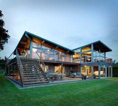Far Pond by Bates Masi Architects