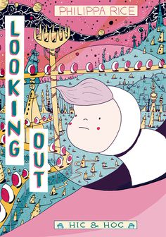 lookingout cover.jpg #comic #phillipa #illustration #rice
