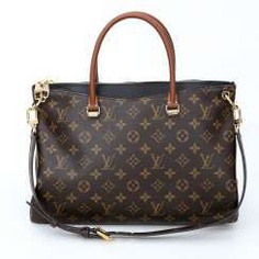LOUIS VUITTON up-to-date Citybag.