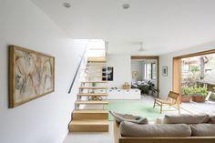 Modest Cottage Transformed into a Light-Filled Home: Crisp House 4