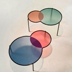 Hues Coffee Table designed by Out of stock