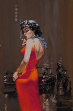 A Gem of a Murder #paperback #murder #pulp #mystery #vintage