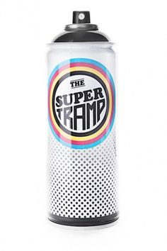 super_tramp_dedicated.jpg (JPEG Billede, 440x659 pixels) #paint #spray #can