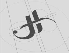 Twibfy #logo #drawing #ink #circle #guidelines