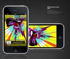 AT&T | JEFF OEHMEN #jeff #design #illustrations #att #oehmen