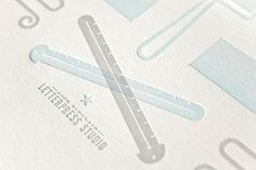Design Work Life » cataloging inspiration daily #design #letterpress