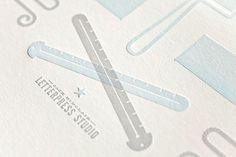 Design Work Life » cataloging inspiration daily #design #letterpress