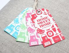 ANOTHER EXAMPLE #tags #illustration #icons #home