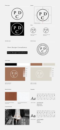 Pure Design Consultancy #design #graphic #editorial #branding