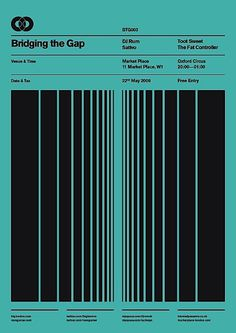 Simplicity Poster Designs by Ross Gunter #minimalism #poster