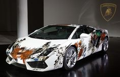 2012 LAMBORGHINI GALLARDO CUSTOMIZATION /// NeochaEDGE /// #customised #lambo