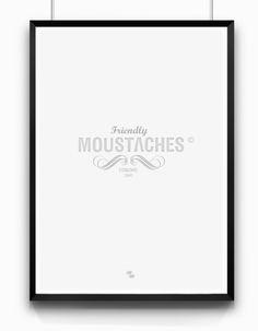 Behance :: 50/50 by MENTHOL™ #design #graphic #poster #logo #menthol