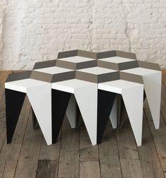 Rayuela Stool by Alvaro Catalan de Ocon   123 Inspiration #ocn #chair #design #studio