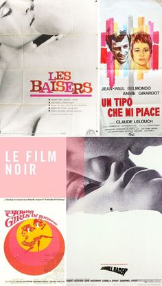 sfgirlbybay / bohemian modern style from a san francisco girl #movie #design #vintage #poster