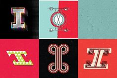 Dribbble - typeFightRejects.jpg by Zach Graham