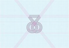 Bike v Design identity designed by Mash Creative #logo