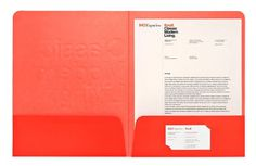 Graphic-ExchanGE - a selection of graphic projects - Page2RSS #letterhead #modernist #business #knoll
