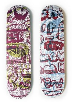 All sizes | Nulk It #deck #skateboard