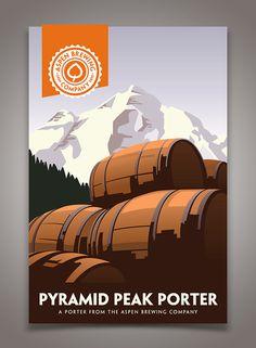 Aspen Brewing Company Packaging