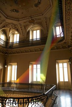 BOOOOOOOM! Thread art by Gabriel Dawe