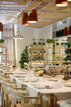 FIORI restaurant by YOD #interior #design #wood #furniture #architecture