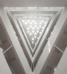 Zoom Photo #triangle #light #architecture #white