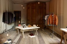 openhouse barcelona fashion house hostem london interior by james plumb 9 #retail
