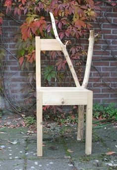 Umique #wood #furniture #chair